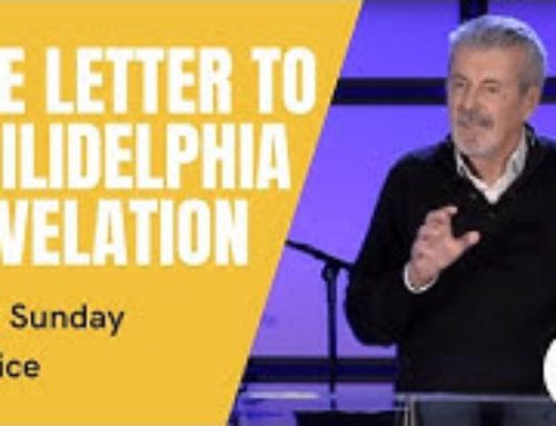 Teaching the Letter to Philadelphia
